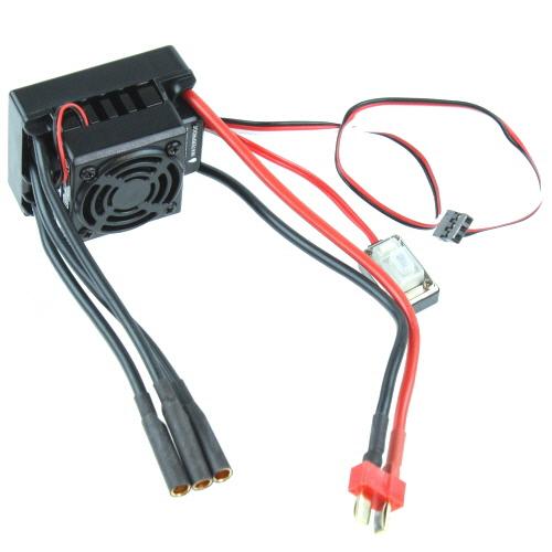 Brushless Sensorless ESC (60a)