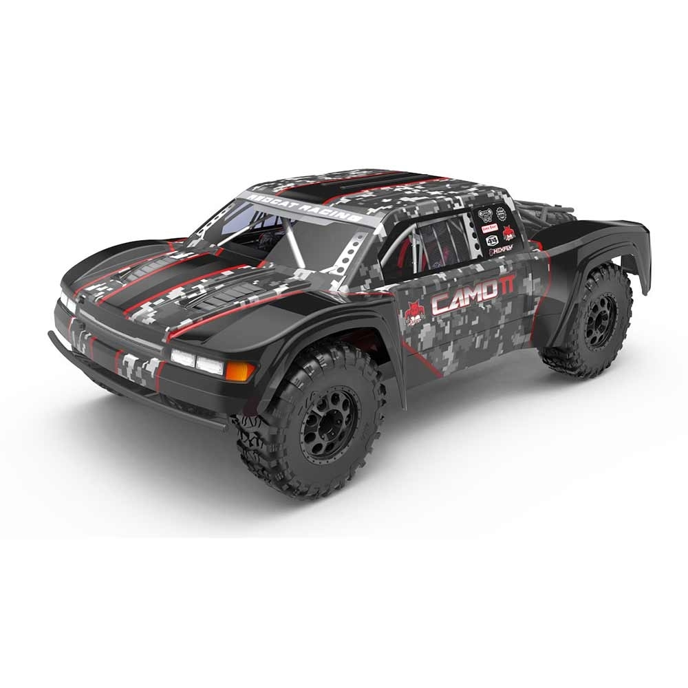 Camo TT 1/10 Scale Brushless Electric Trophy Truck Image