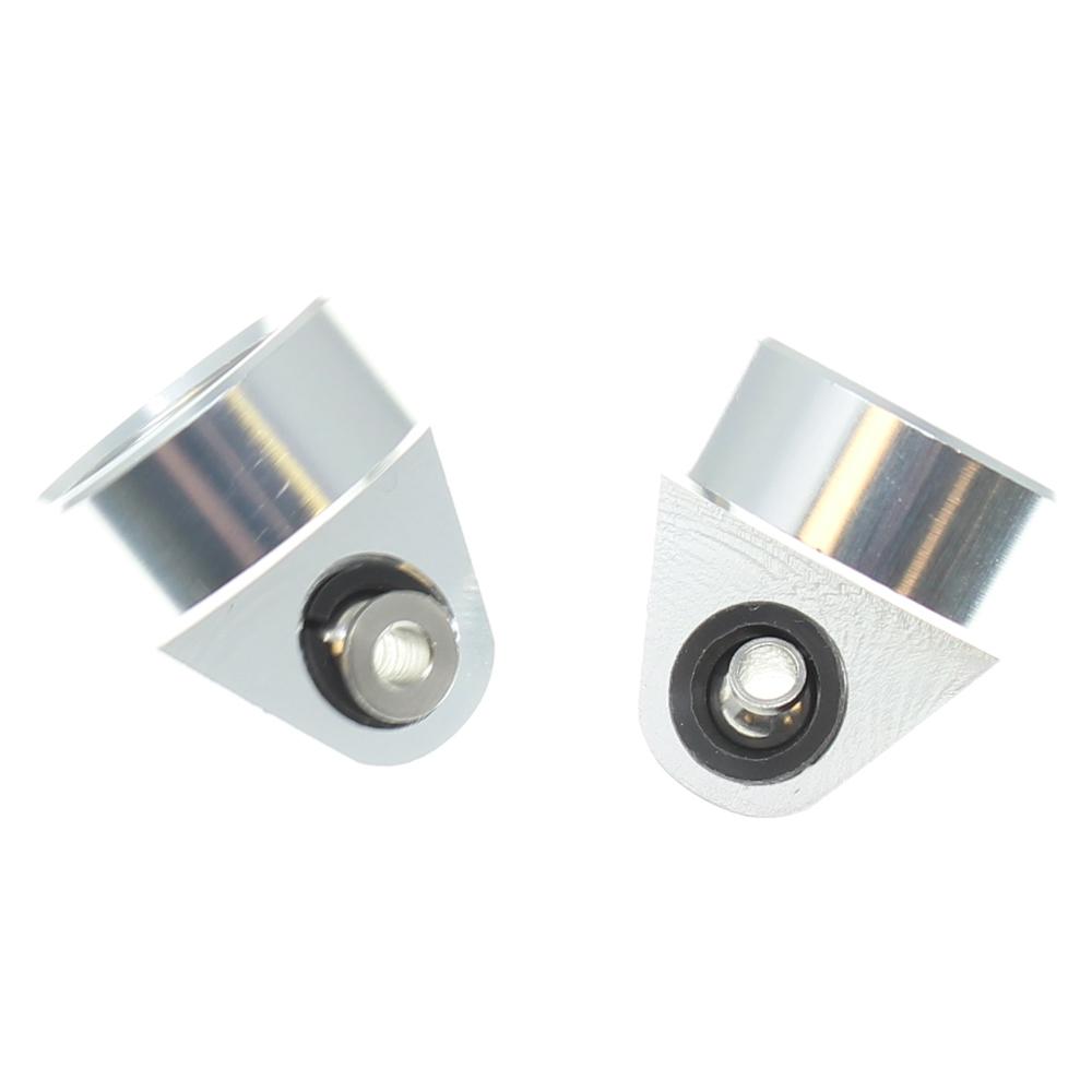 Aluminum 7075-T6 Upper Shock Caps Qty 2