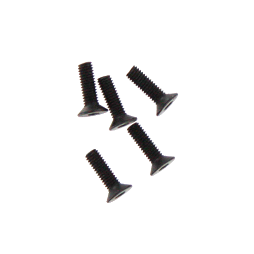 Countersunk Hex Screws 3*10 5Pcs