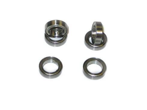 10*15*4mm ball bearing (6pcs)