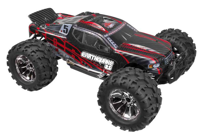 Earthquake 3.5 1/8 Scale Nitro Monster Truck Image