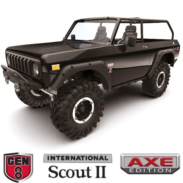 Gen8 Scout II AXE Edition