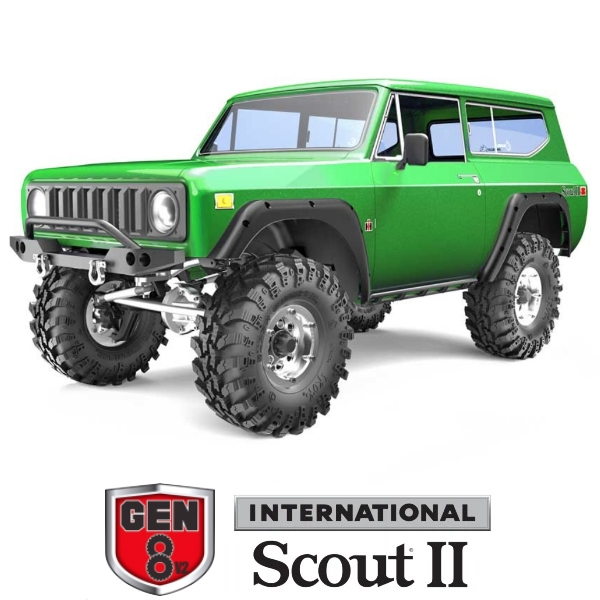 Green Gen8 Scout II Version 2