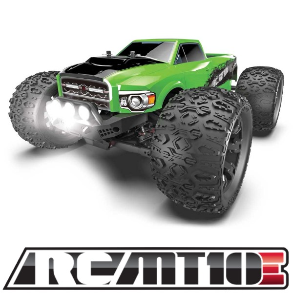 RC-MT10E Truck 1/10 Scale Brushless Electric