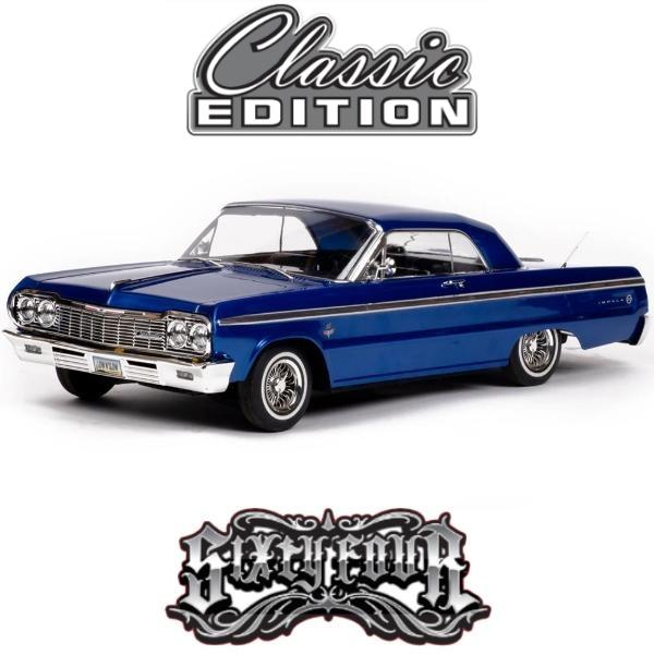 SixtyFour Blue Classic Edition