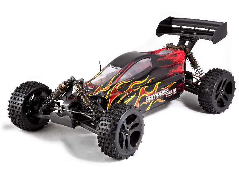 Rampage XB-E 1/5 Scale ELECTRIC Buggy Image