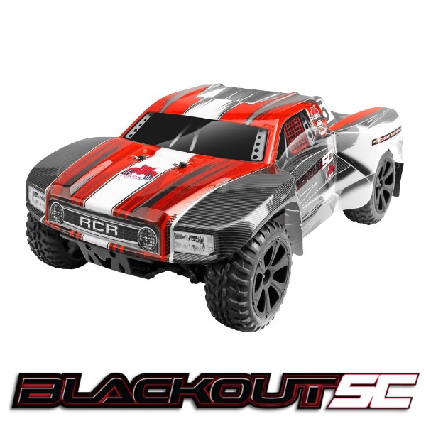 Blackout™ SC Short Course Truck 1/10 Scale Electric