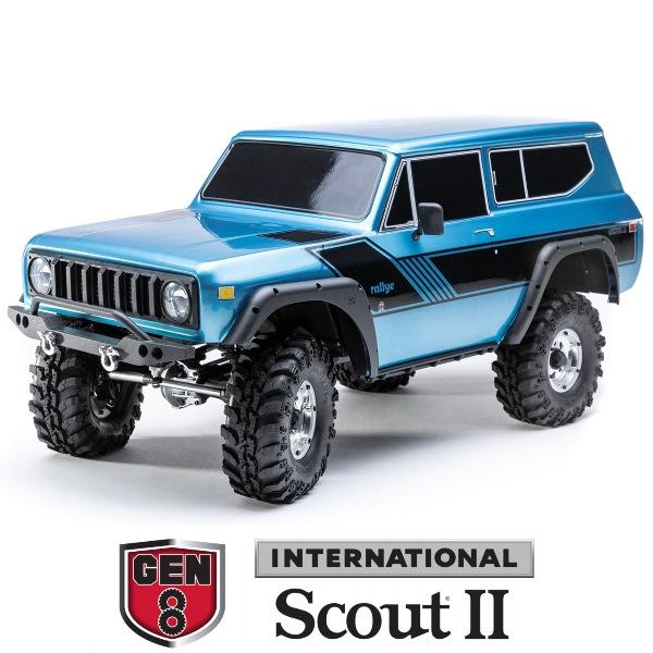 Blue Gen8 Scout II